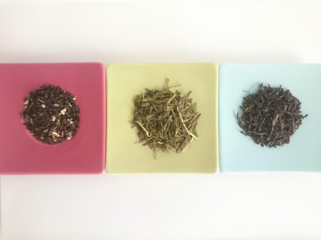 Selection de notre thés