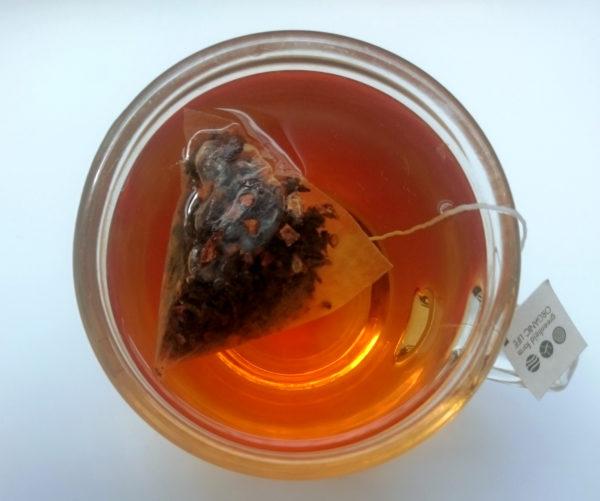 thé noir cannelle