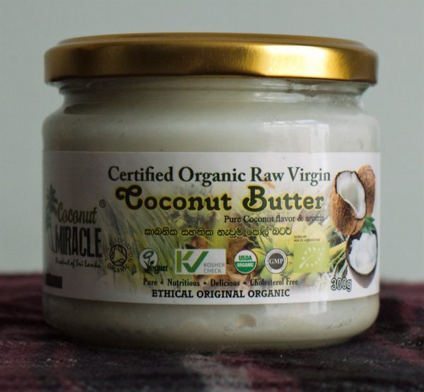 beurre de coco pot