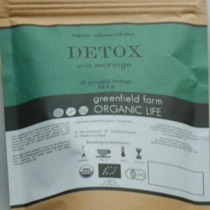Infusion Detox au Moringa