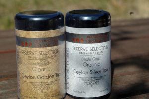 Silver tips, Gold tips, découvrez des thés blancs d'exception