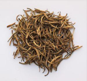 thé blanc Gold tips