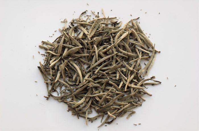 thé blanc Silver tips
